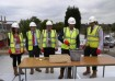 Fitton Hill Topping Out 3